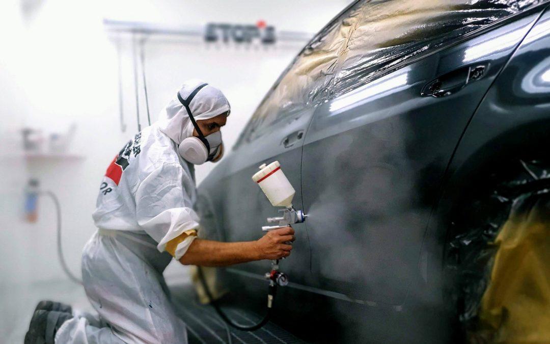 Pintura Auto – Os cuidados a ter com a pintura automóvel