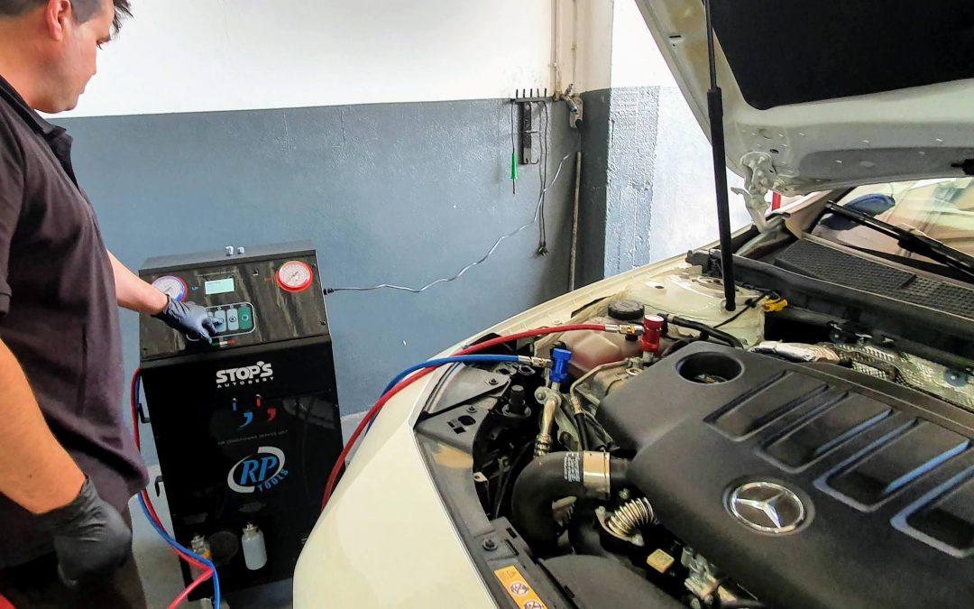 R1234yf – Gás para Recarga de Ar Condicionado